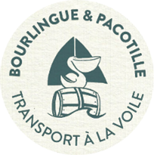 Logo Bourlingue & Pacotille